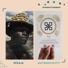 This week's #TarotTuesday pull is: 'Nsaa' = 'Authenticity' . .  Things are appearing real. A lot of it is temporary. A lot of it is surface. We don't have time or energy to entertain the (deep) fakes. Whatever well meaning motives they may have. It doesn't tip the scale in our favor. It just increases the noise. There's no better time to excavate, enquire, analyze and act. Everything else is futile apart from the importance of your joy and your life. 💫 Discernment will protect you. 💫… Types Of Hands, Have Time, Authenticity, Tarot, Reflection, Scale, Surface, Joy, Deep