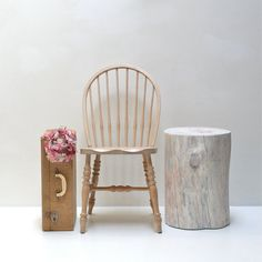 Tree Stump Furniture End Tables  the Platinum by realwoodworks1, $267.00