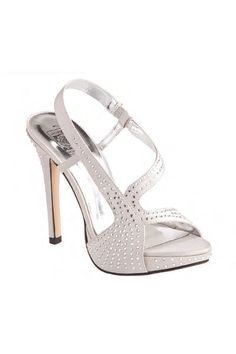 quirkin.com silver evening shoes (29) #cuteshoes
