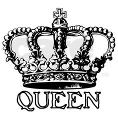 queen's crown drawing - Google Search