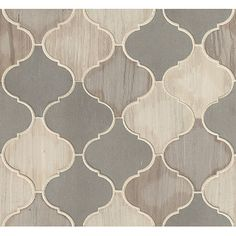 Bedrosians Luxembourg Stone Mosaic Tile in Paris & Reviews | Wayfair