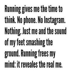 YOU KNOW IT #runningquotes