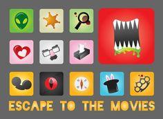 Movie ideograms