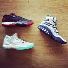 Chaussures de basket Adidas crazy light Boost low 2016 / lillard 2 primeknit / crazy explosive primeknit wiggins dispo sur http://ift.tt/1ADfMju Livraison gratuite @sportland_american #sportlandamerican #adidas #lillard2 #crazylightboost #crazyexplosive #primeknit #andrewwiggins #wiggins #lillard #nba #boost #shoes #basketball