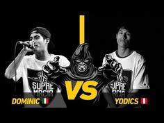 Dominic vs Yodics (Dieciseisavos) - Supremacía MC 2016 -  Dominic vs Yodics (Dieciseisavos) - Supremacía MC 2016 - http://batallasderap.net/dominic-vs-yodics-dieciseisavos-supremacia-mc-2016/  #rap #hiphop #freestyle