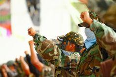México: el pueblo armado defiende el territorio; el Estado los intereses de burgueses nacionales y extranjeros