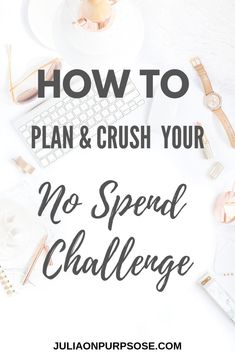 7 Tips to help you save money with a no spend challenge! smart money habits budgeting tips learn how to budget smart budgeting Best Money Saving Tips, Saving Money, No Spend Challenge, Managing Your Money, Investing Money, Budgeting Tips, How To Stay Motivated, Money Management, Challenges