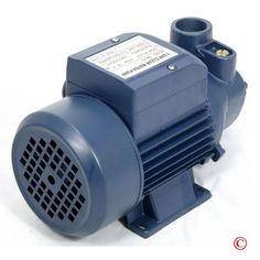 Centrifugal Electric Water Pump