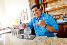 BEST MIXOLOGIST AARON ALCALA-MOSLEY, LUANA LOUNGE, FAIRMONT KEA LANI Luana at the Fairmont Kea Lani is a lovely oceanfront lounge primed for sunset viewing. But of its most remarkable features is inspired bartender Aaron Alcala-Mosley, MauiTime readers' vote for Best Mixologist. It's clear that Alcala-Mosley is part craft cocktail-artist, part superior liquor-historian, and his passion …