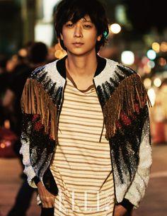 Kang Dong-won // ELLE KOREA