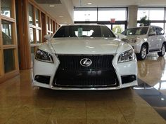 Lexus LS-F  www.dealerdonts.com