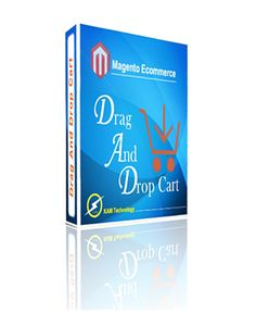 magento extension - drag and drop cart extension - http://kamtechco.net/products/magento-extensions/drag-and-drop-cart.html