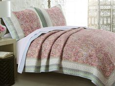 Palisades- Quilt Set BAREFOOT BUNGALOW GREENLAND HOME FASHIONS