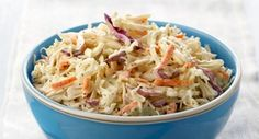 Summertime Slaw: A favorite coleslaw with just the right amount of seasoning!