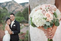 wedding portraits Sedona arizona