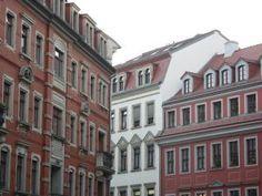 Architecture @ Barockviertel in Dresden Neustadt