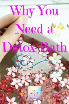 Why You Need a Detox Bath   Holistic Mind, Body & Soul