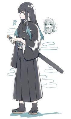 2400편 기념 : 네이버 블로그 Anime Ai, Fan Anime, Fanarts Anime, Anime Angel, Anime Demon, Demon Slayer, Slayer Anime, Fantasy Characters, Anime Characters