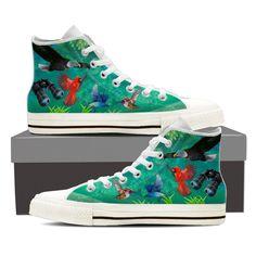 Bird Watching Shoes