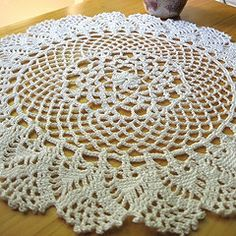 doily patterns for beginners | Filet Crochet Doily Patterns; Beautiful Round Doilies, Square Doilies ...