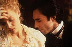 The Age of Innocence (Oskuldens tid), American film adaptation of Edith Wharton's 1920 novel. Directed by Martin Scorsese, starring Daniel Day-Lewis and Michelle Pfeiffer. The Age Of Innocence, Hugo Cabret, Daniel Day, Romance Art, Day Lewis, Indie Books, Michelle Pfeiffer, Winona Ryder, Films