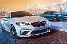 2019 BMW M2 Competition isn't a Hand-me-down Racer