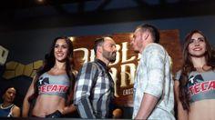 Listos para el gran encuentro Álvarez vs Chávez, la leyenda del box Julio César Chávez estará presente | El Puntero