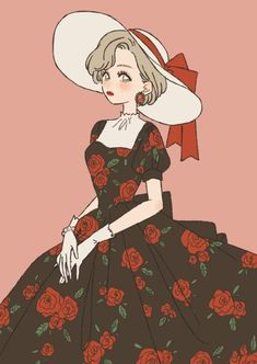 Discover recipes, home ideas, style inspiration and other ideas to try. Cartoon Kunst, Cartoon Art, Aesthetic Anime, Aesthetic Art, Anime Art Girl, Manga Art, Cute Art Styles, Illustration Art, Illustrations