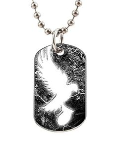 VOLLET Hot Sale Hollywood Undead Personalized CatDog Tag Pet Id Tag Necklace -- Read more reviews of the product by visiting the link on the image. (Note:Amazon affiliate link)