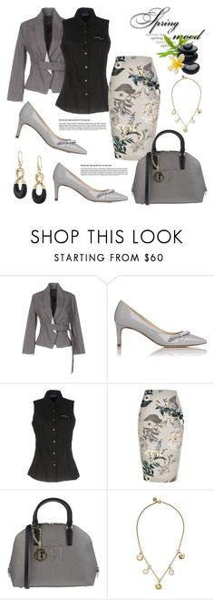 """Spring Mood"" by hastypudding ❤ liked on Polyvore featuring Tru Trussardi, L.K.Bennett, River Island, Marc by Marc Jacobs, Michael Kors, contest, fashionset, fashiondesigner, trussardi and AmiciMei"