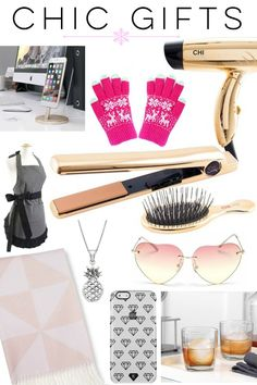 Holiday Gift Guide: Classy, Sassy, Geek and Chic! 50 Gift Ideas