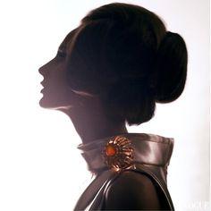 Bettina Lauer, photo by Bert Stern, Vogue 1966.