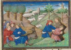 Bible Historiale, de Guyart des Moulins. (1251- c. 1312-1322) (19)