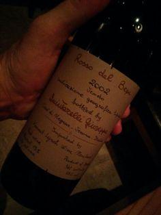 Rosso del Bepi 02, yep Wines, Bottle, Flask, Jars