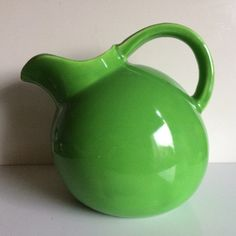 T.G.Green 'Ice Jug' in Green (also in Pink, Yellow and Blue)