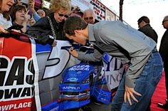 PHOTOS (Dec. 3, 2012): Hendrick Motorsports fans at Champion's Week. More: http://www.hendrickmotorsports.com/news/photos/2012/12/01/Hendrick-Motorsports-fans-at-Champions-Week-in-Vegas#.