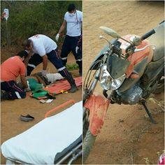 NONATO NOTÍCIAS: Samu 192 socorre vítimas de acidente em Caatinga d...