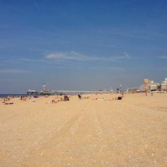 Summer of 2012 Scheveningen beach