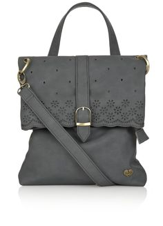 super cute fold over cross body purse.