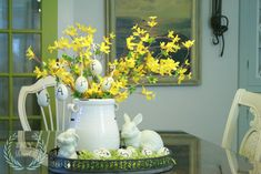 pottery-barn-knock-off-easter-centerpiece
