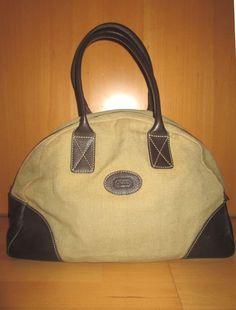 * * * GÖSSL Leinentasche beige/braun * * * | eBay Bags, Fashion, Shopping, Get Tan, Women's, Handbags, Moda, Fashion Styles, Fashion Illustrations