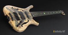 Warwick Infinity Custom Shop. My dream bass!