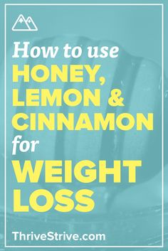Looking to lose weight and need a few tricks to help you out? Check out these 3 drinks that use honey, lemon, and cinnamon to help speed up the weight loss process.