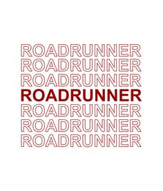Road Runner T Shirt