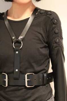 Style Life — Zana Bayne harness