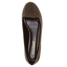 Blanche Flats--these loafers remind me of my grandpa's slippers. So cute.