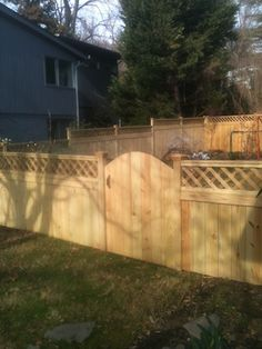 Wooden Fence | Carpentry and Ornamental
