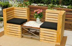 ▷ 1001  Möbel aus Paletten - schöne Wohnideen für Sie