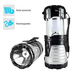 Gold LA-PIN LED Camping Lantern,Portable Solar Powered Flashlights Water Resistant Shock Proof Ultra Bright Collapsible Lamp for Hiking Camping Emergencies Hurricanes Outages