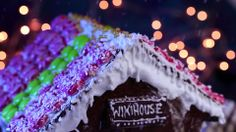 How to Make a Gingerbread House, with videos -- via wikiHow.com